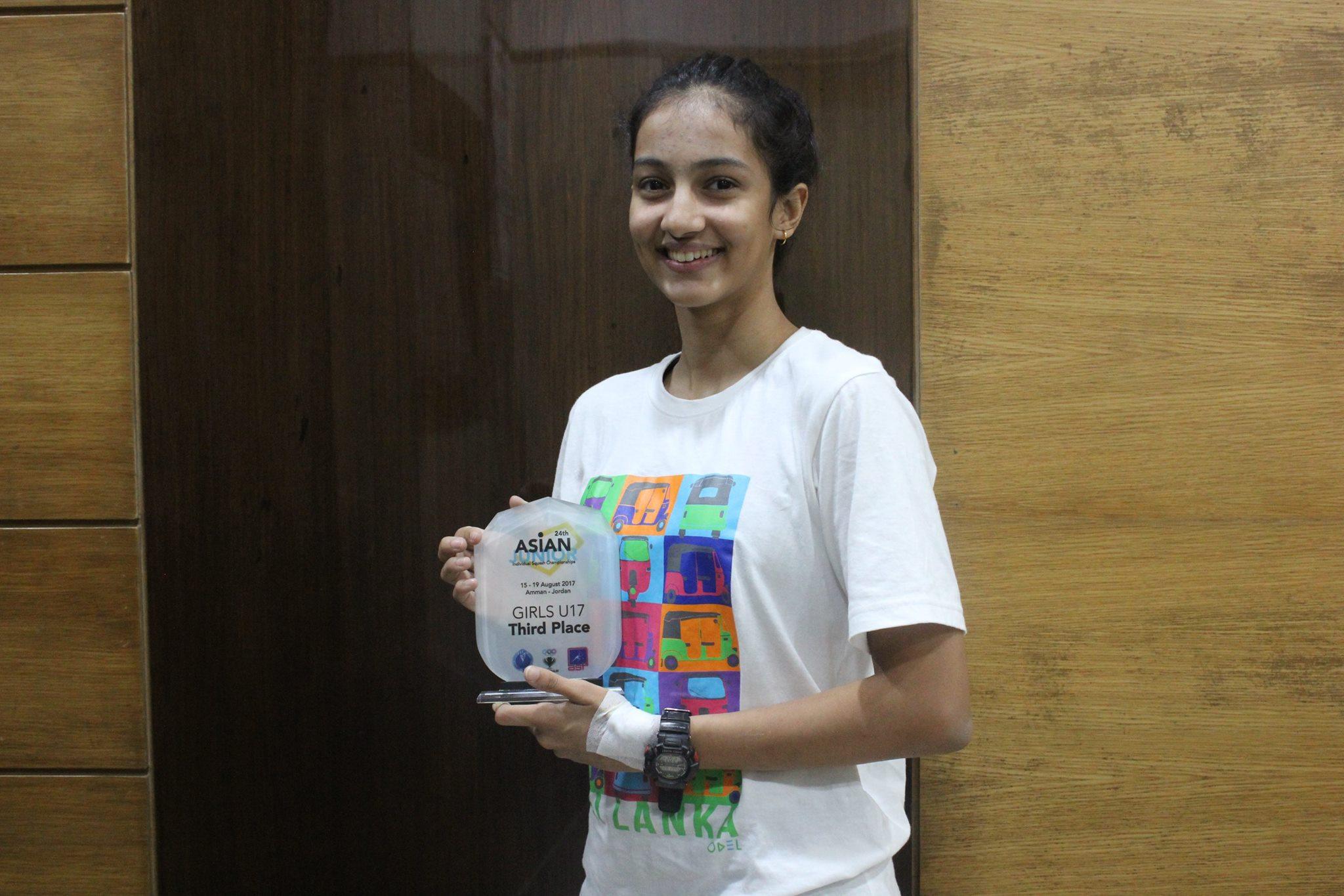 Ms. Navmi Sharma