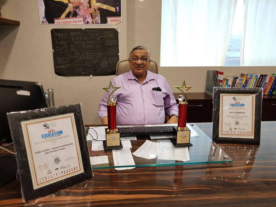 Dr P N Mukherjee