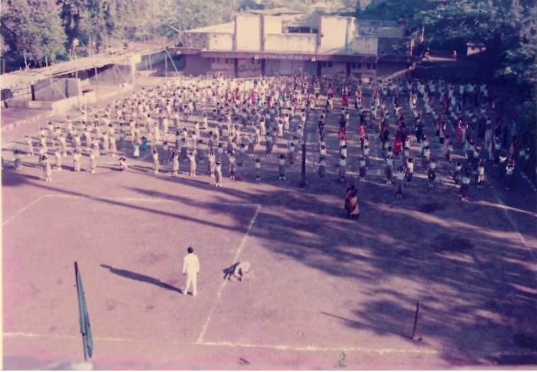 Old Picture of Gokalibai School