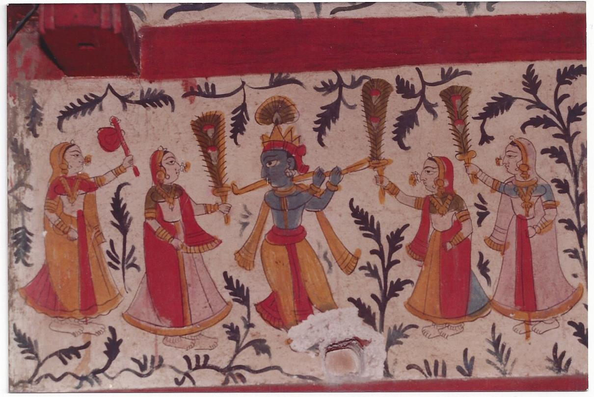 haveli wall art