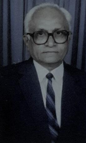 Prof P V Mehta